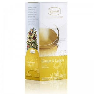 JOT GINGER & LEMON