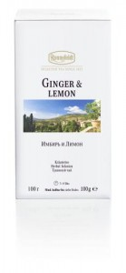 GINGER & LEMON 100G