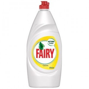 Płyn FAIRY Lemon 900ml