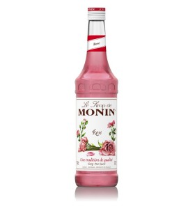 MONIN RÓŻA 700ML