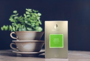 GOLD LEAF - GREEN SENCHA