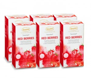 6 x RED BERRIES