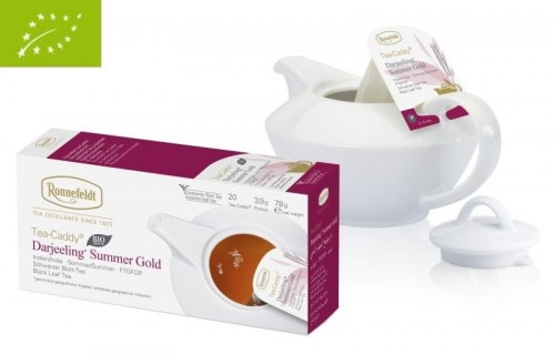 Ronnefeldt Tea-Caddy Darjeeling Summer Gold