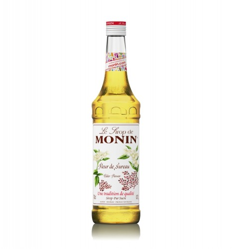 Monin Kwiat Bzu 700ml