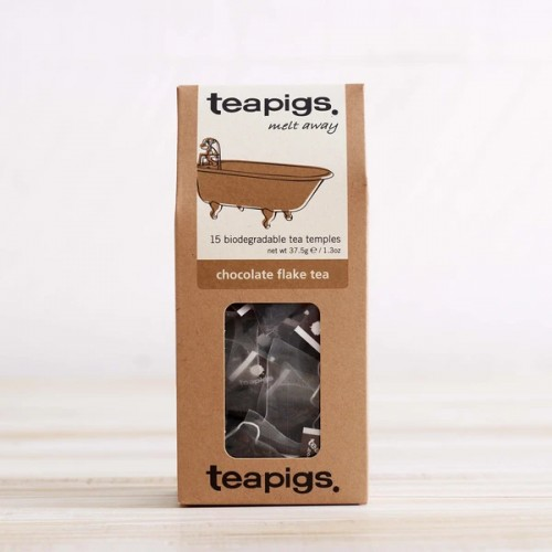 Teapigs Chocolate Flake Tea | 15 saszetek x 2,5g